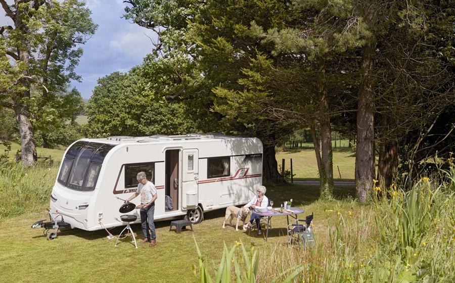 Caravan Sales Aberdare - Blazers and Sunnyhaven