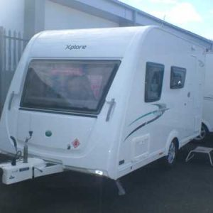 Newport used caravans for sale