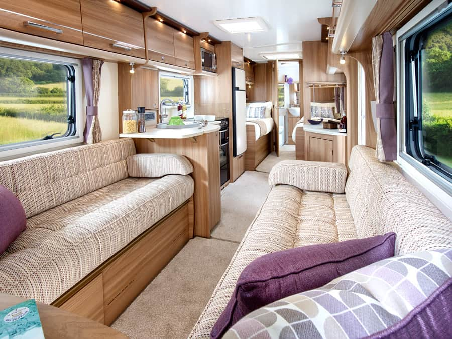 caravan dealers Rhondda
