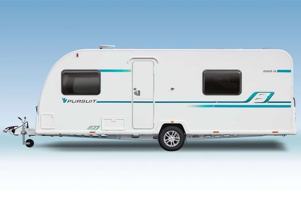 NEW 2018 BAILEY PURSUIT 560/5 - Blazers And Sunnyhaven