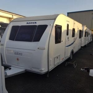 Pre Owned Caravan Retailers Wales